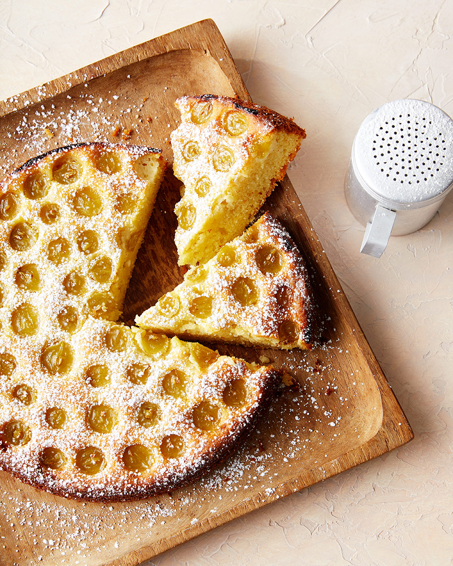 Kristin Teig Photography | Olive Oil cake for Pastry Love