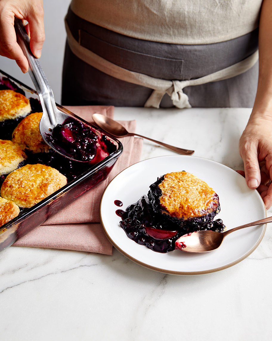 Kristin Teig Photography | Berry Cobbler for Pastry Love