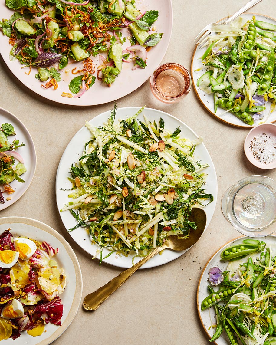 Kristin Teig Photography | Salad Recipes for Goop