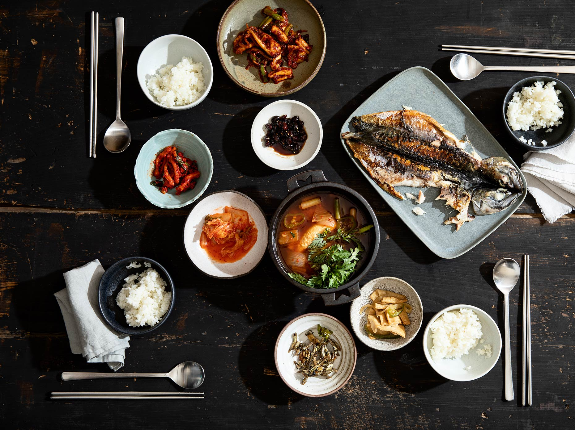 Kristin Teig Photography | Meal for Hooni Kim