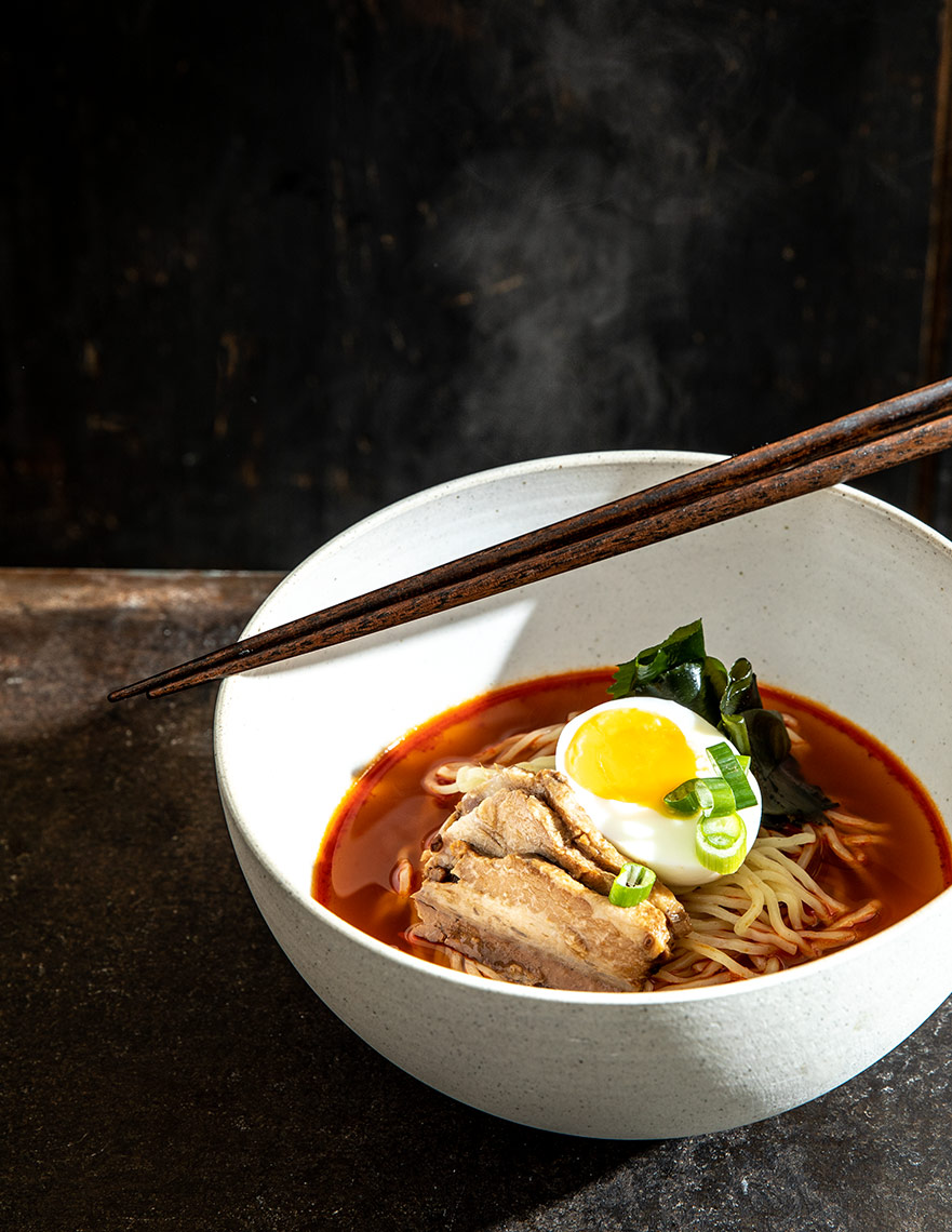 Kristin Teig Photography | Ramen for Hooni Kim
