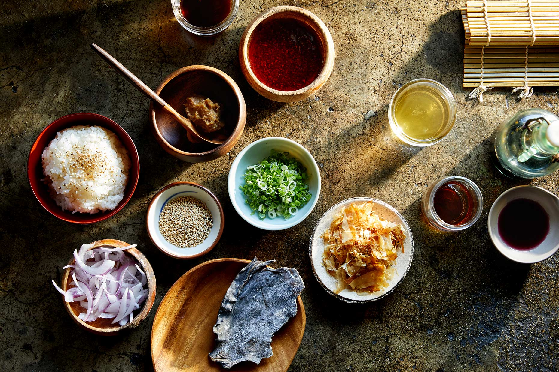 Kristin Teig Photography | Ingredients to make sushi