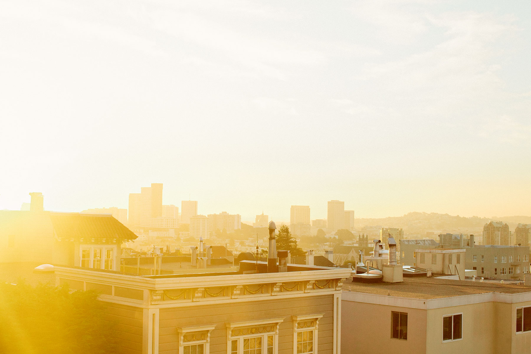 Kristin Teig Photography | San Francisco sunrise