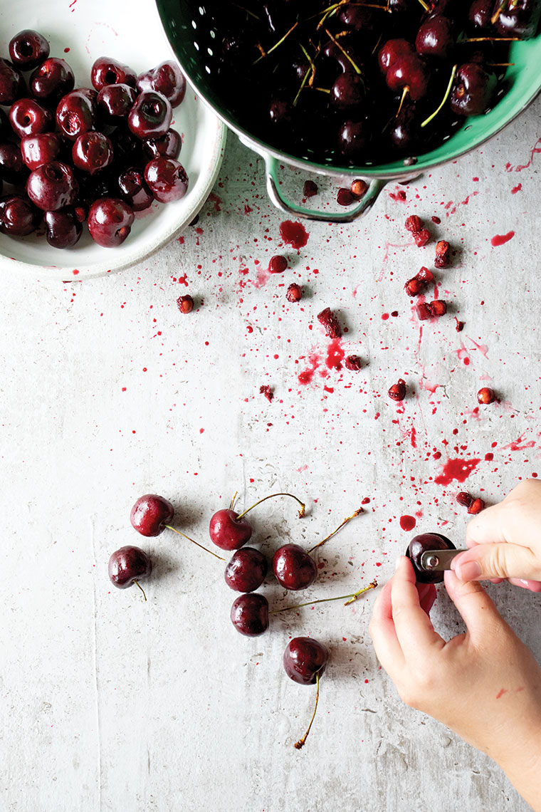 Kristin Teig Photography | Cherry Pits