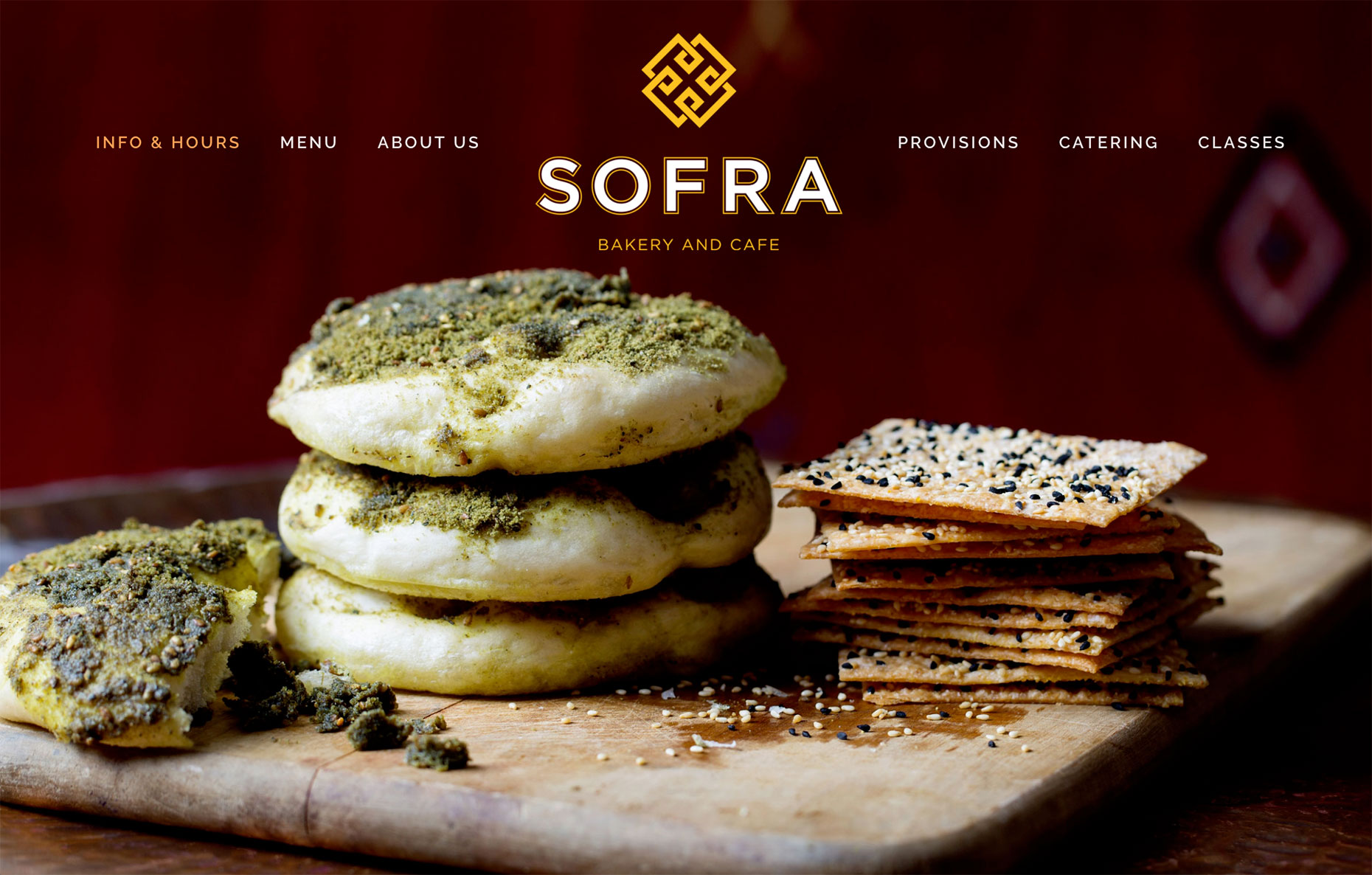 Sofra Bakery and Cafe - Kristin Teig