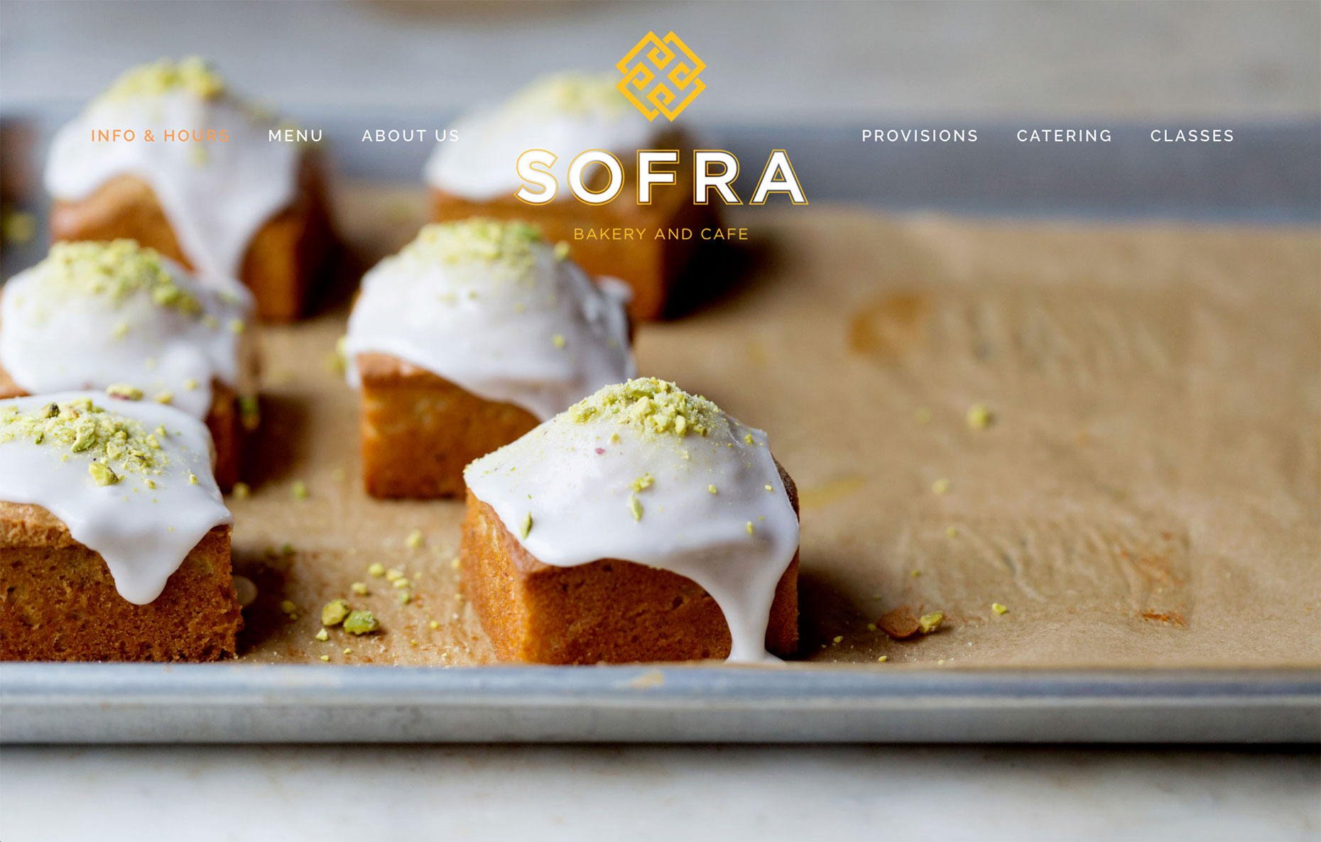 Kristin Teig Photography | Sofra Bakery and Cafe