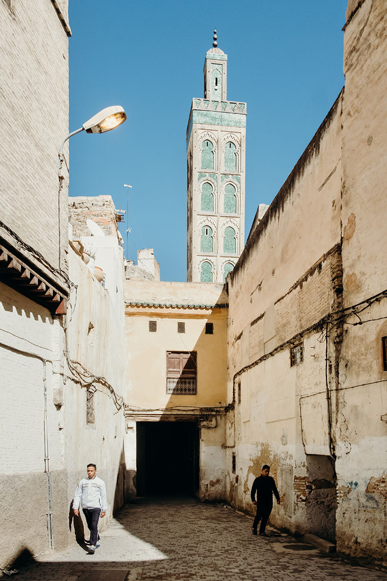 Kristin Teig Photography | Streets of Fex, Morocco