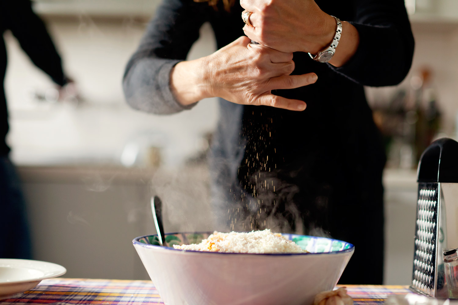 Cooking in Tuscany - Kristin Teig