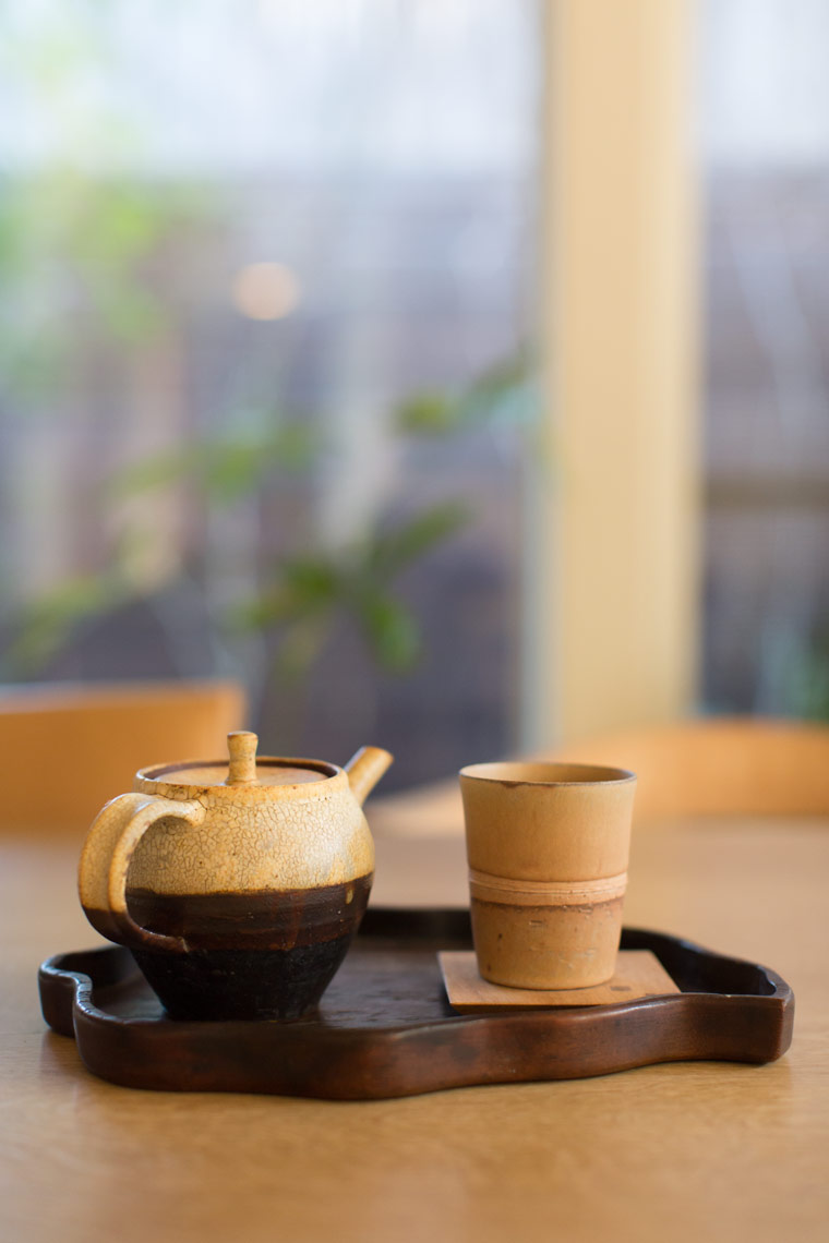 Tea at home - Japan - Kristin Teig