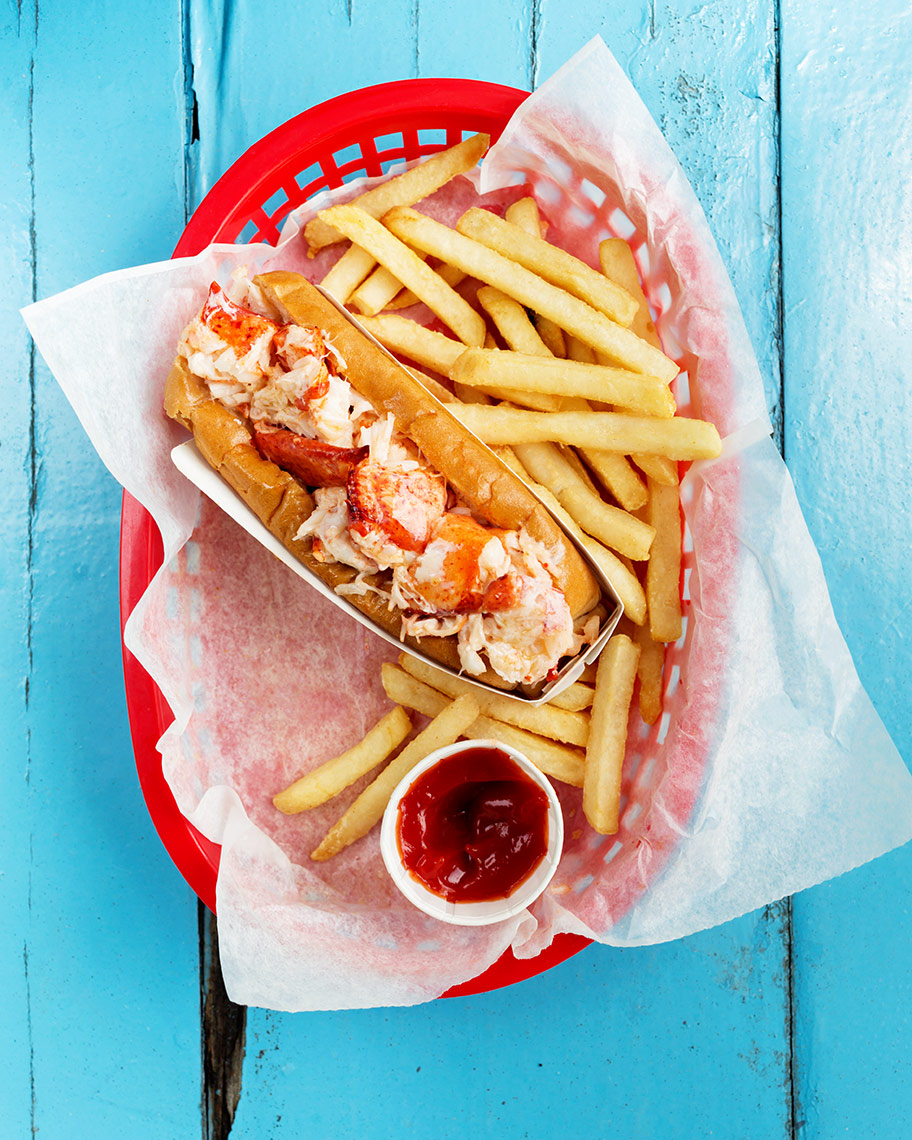 Lobster Roll, Maine