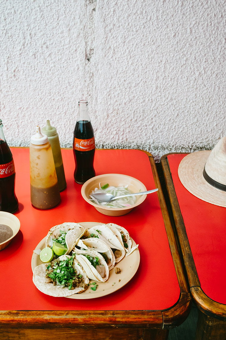 Kristin Teig Photography | Tacos in Oaxaca