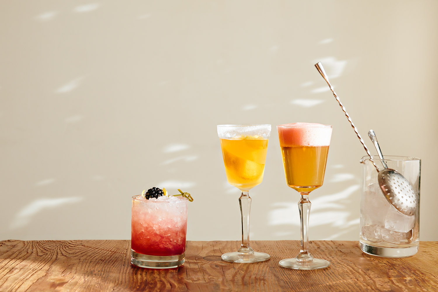 Cocktails at Finch and Fork - Santa Barbara - Kristin Teig
